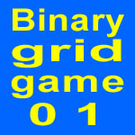 More about BINARY GRID GAME